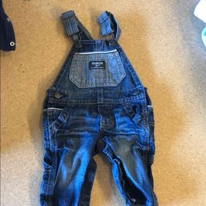 The cutest overalls